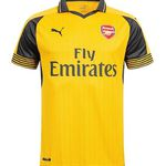 Puma FC Arsenal London Away Trikot 2016/2017 für 23,94€ (statt 31€)