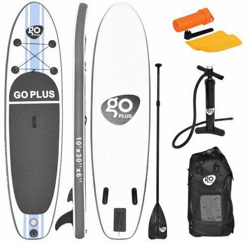 Stand Up Paddle Board Set inkl. Reparatur Kit für 209,99€(statt 241€)
