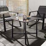 Balkon-Set mit Tisch und Stühlen inkl. Schaukelfunktion für 75,25€ inkl. Lieferung