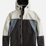 Hollister AW Shell Jacke in Creme für 46,67€ (statt 67€)