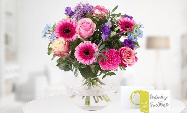 15€ Blumenshop.de Gutschein für 7,50€ bei Groupon