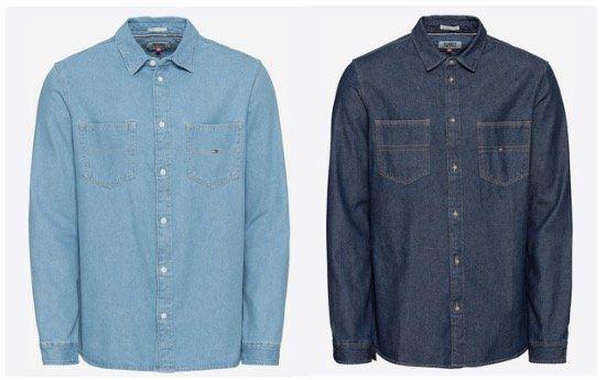 Tommy Hilfiger Jeans Hemd in 2 Farben für 33,92€ (statt 41€)