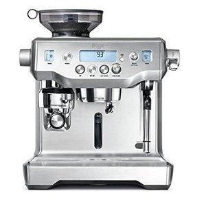 Sage The Oracle SES980BSS Espressomaschine mit Dualboiler für 1.404,99€ (statt 1.587€)
