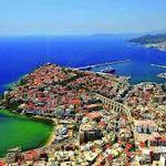 Ab nach Griechenland: Hin  und Rückflug von München nach Kavala für 55€ p.P. inkl. Handgepäck