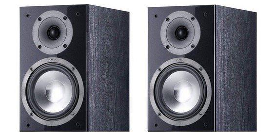 Paar Canton SP206 Kompaktlautsprecher in Schwarz für 99€ (statt 160€)