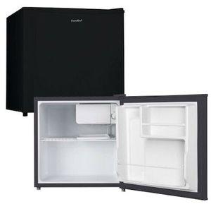 comfee KB5047   kleiner schwarzer Kühlschrank mit Eisfach für 69,99€
