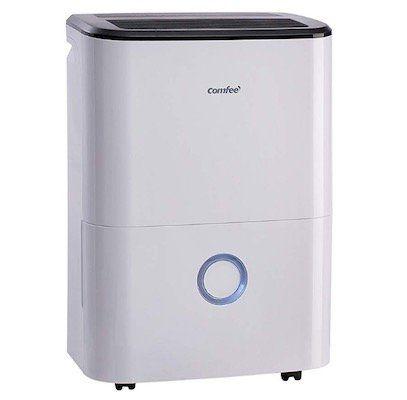 Comfee MDDF 20DEN3 Luftentfeuchter mit 3 Litern Wassertank für 105€ (statt 120€)