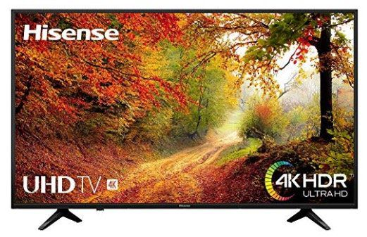 HISENSE H55A6140 LED TV 55 Zoll UHD Fernseher mit Triple Tuner ab 366€ (statt 449€)