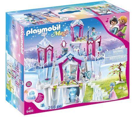 Playmobil Magic   Funkelnder Kristallpalast (9469) für 50€ (statt 62€)