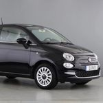 HOT! Fiat 500 Lounge 1.2 mit 69 PS im Leasing ab 112€ mtl. – LF: 0,68