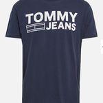 Tommy Jeans T-Shirt mit Classic-Logo für 24€ (statt 31€) – nur M, L, XL