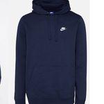 "Nike Sweatshirt ""Po FLC Club"" in Dunkelblau für 29,67€ (statt 40€)"
