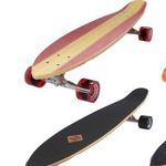 """Streetsurfing Kicktail 36"""" Longboard aus kanadischem Ahorn für 39,94€ (statt 60€)"""