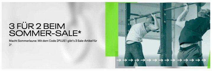 Reebok: Im Sale 3 Artikel kaufen   nur 2 bezahlen z.B. Classic Leather Ripple Sneaker 44,98€