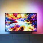 Philips 50PUS7383 – 50 Zoll UHD Fernseher mit 3-seitigem Ambilight für 409,50€ (statt 499€)