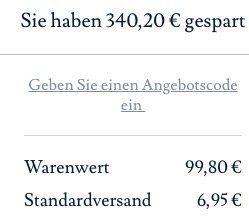 TOP! Charles Tyrwhitt Hemden ab 24,95€ (z.B. 4 Hemden ab 99,80€)