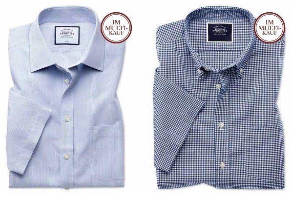 TOP! Charles Tyrwhitt Hemden ab 22,36€ (z.B. 4 Hemden ab 95,79€)