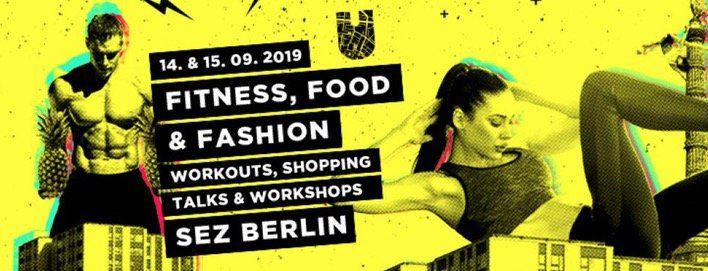 Urban Fit Days in Berlin 2019 mit 4* oder 5* Hotel inkl. Frühstück ab 65€ p.P.