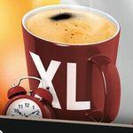 105er Pack Tassimo Morning Café XL Kaffee Kapseln für 19,96€(statt 25€)