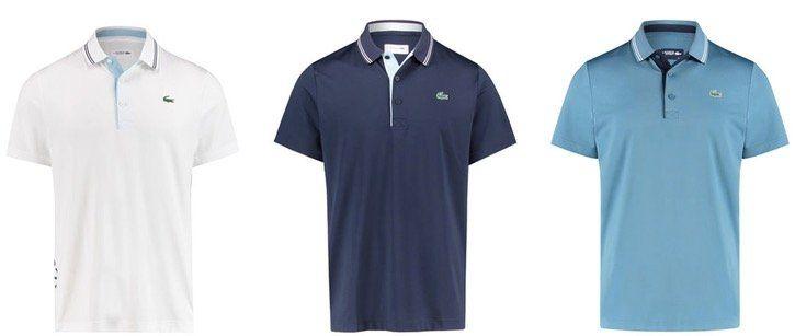Lacoste Sport Herren Poloshirt mit Kurzarm in drei Farben für 50,91€ (statt 84€)