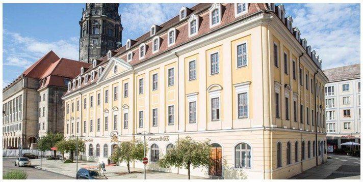 Dresden: 2 ÜN im 5* Luxushotel Gewandhaus inkl. Frühstück und Dinner ab 150€ p.P.