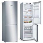 Bosch KGN36VL35 Kühl-Gefrierkombi mit NoFrost für 501,25€ (statt 589€) + gratis 60€ Eismann Gutschein