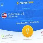 FastestVPN Lifetime Lizenz für 8,85€ (2 Geräte) oder 13,30€ (5 Geräte)