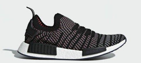 adidas Originals NMD R1 STLT Primeknit Herren Sneaker in Schwarz für 71,97€ (statt 100€)