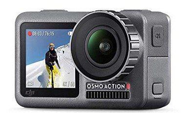 DJI Osmo Actionkamera mit 4K HDR Video für 256,41€ (statt 271€)
