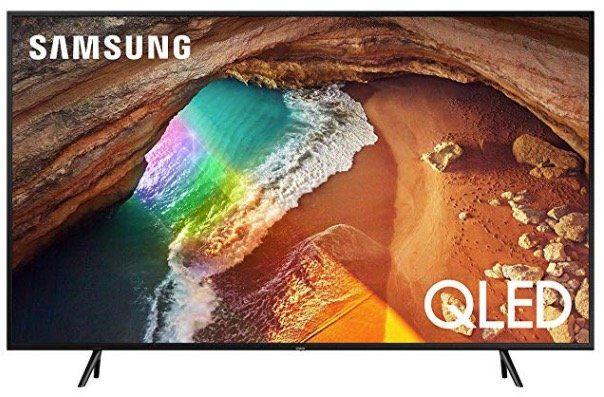 Samsung GQ65Q60RGT   65 Zoll QLED UHD Fernseher für 1.282,76€
