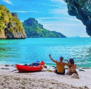 Thailand: Hin  und Rückflug von München nach Krabi inkl. Zug zum Flug ab 464€
