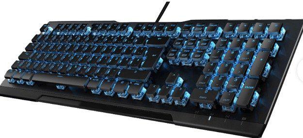 ROCCAT Vulcan 80 Tactile Gaming Tastatur Mechanisch für 66€ (statt 98€)