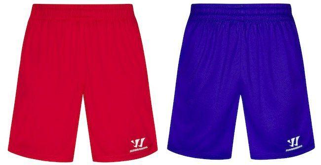 Warrior Kingston Herren Sport Shorts für je 3,33€ + VSK