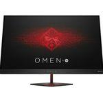OMEN by HP 27 – 27 Zoll WQHD Monitor mit bis 165 Hz + G-Sync für 377,10€ (statt 473€)