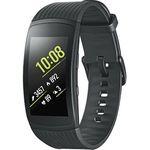 Samsung Gear Fit 2 Pro in Schwarz in der Größe L für 105,04€ (statt 126€)