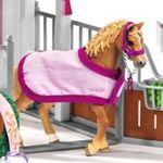 Vorbei! Schleich 72118 Reitschule mit Pferdebox für 29,99€ (statt 63€)