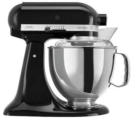 KitchenAid Artisan 5KSM175PS in Schwarz für nur 359,89€ (statt 432€)