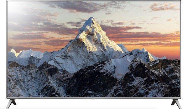 LG 65UK6500   65 Zoll UHD Fernseher für 616€ (statt 777€)