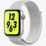 """Ausverkauft! Apple Watch Series 4 Nike+ mit 44mm und Cellular für je 446,97€ (statt 510€) – """"open Box"""""""
