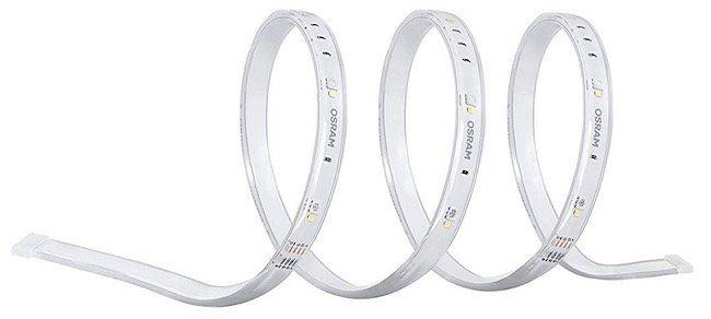 Schnell? 5 Meter Osram Smart+ HK Outdoor Flex Multicolour LED Streifen für 35,90€ (statt 100€)