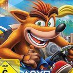 PlayStation 4 Slim 500GB + Game: Crash Team Racing: Nitro Fueled für 255€ (statt 279€)