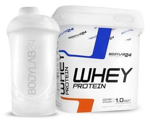 Abgelaufen! 1kg Bodylab Whey + Shaker für 9,99€ (statt 16€)