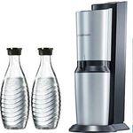 Vorbei – SodaStream Crystal Wassersprudler Set mit 3 Glaskaraffen für 92,99€ (statt 117€)