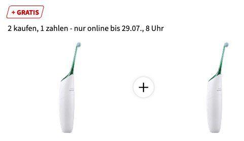 Doppelpack Philips HX8211/02 Sonicare AirFloss für 72€ (statt 133€)