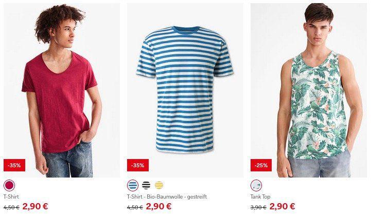 C&A Final Sale mit sehr guten Preisen   z.B. T Shirts ab 2,90€   keine VSK
