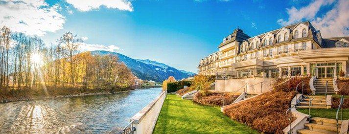 2 ÜN im besten 5* Luxus  & Wellnesshotel Europas in Tirol inkl. Frühstück & Dinner ab 215€ p.P.