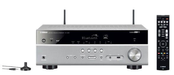 YAMAHA RX D485 AV Receiver für 369€ (statt 403€) + 20€ MM Gutschein