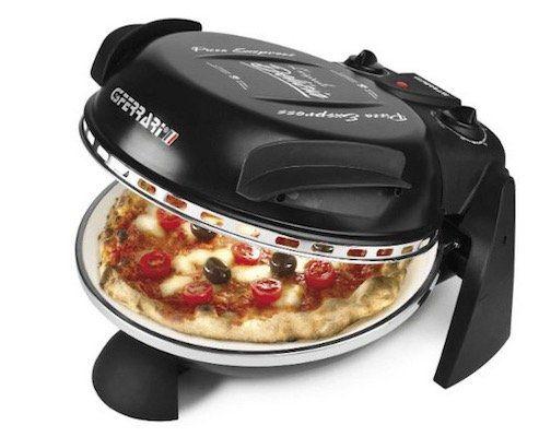 G3 Ferrari Delizia Pizzamaker in Rot oder Schwarz für 98,27€ (statt 125€)