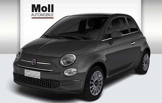 HOT! Fiat 500 Lounge 1.2 mit 69 PS im Leasing ab 112€ mtl.   LF: 0,68