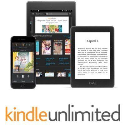 Amazon Prime Day: Kindle Unlimited 3 Monate gratis (statt 30€) – für Neukunden